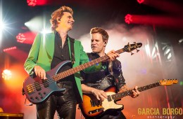 Duran Duran at KAABOO Del Mar by Sylvia Garcia Borgo for ListenSD