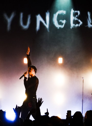 Yungblud at Observatory North Park by Mashal Rasul for ListenSD