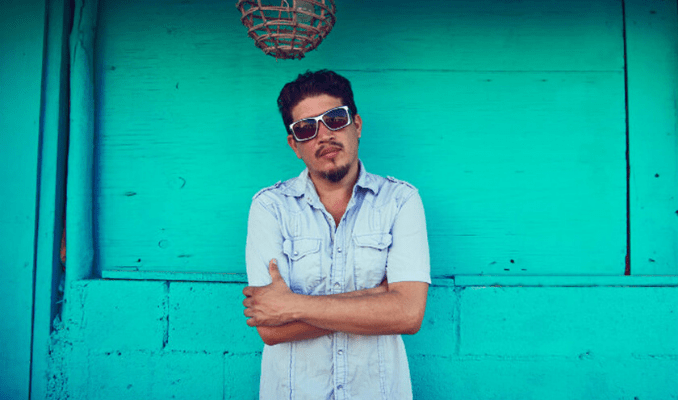 GARZA-featuring Rob Garza of Thievery Corporation San Diego
