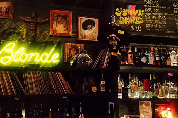 Blonde Bar San Diego