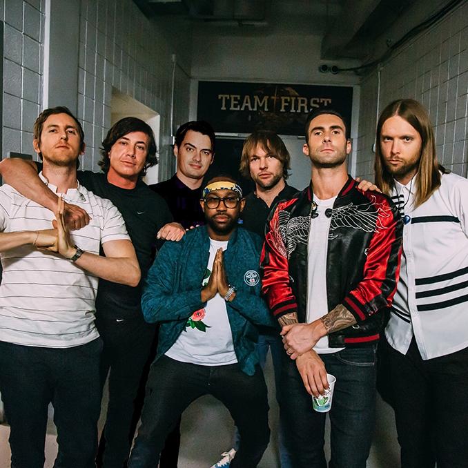 Maroon 5 San Diego