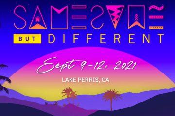 same same but different festival