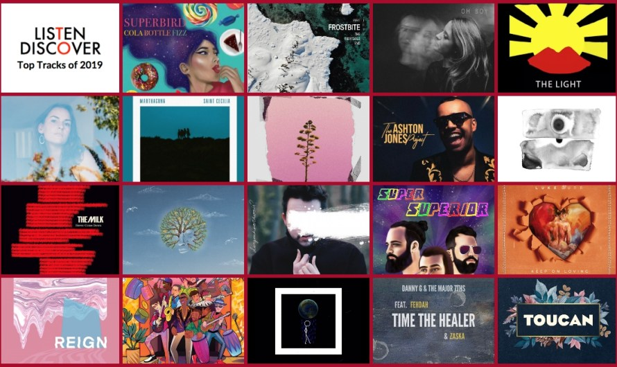 Top Tracks of 2019