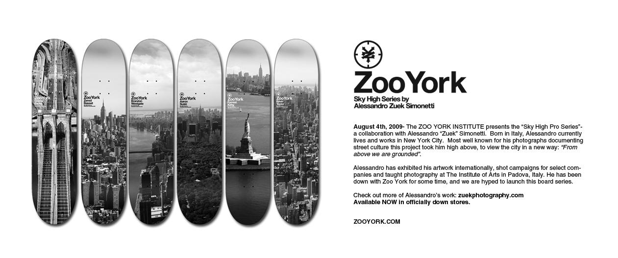 zuek x zoo york