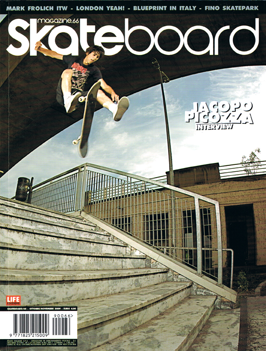jacopo Cover