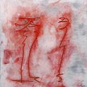 red #1, moderne höhlenmalerei