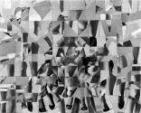 Ausschnitt Collage 80x100 cm 2012