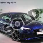 Audi A5 35 Tdi Edition 1 5dr S Tronic For Sale At Birmingham Audi Ref 034 U272292