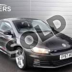 Volkswagen Scirocco 2 0 Tdi Bluemotion Tech R Line 3dr For Sale At Listers Volkswagen Evesham Ref 012 U261839