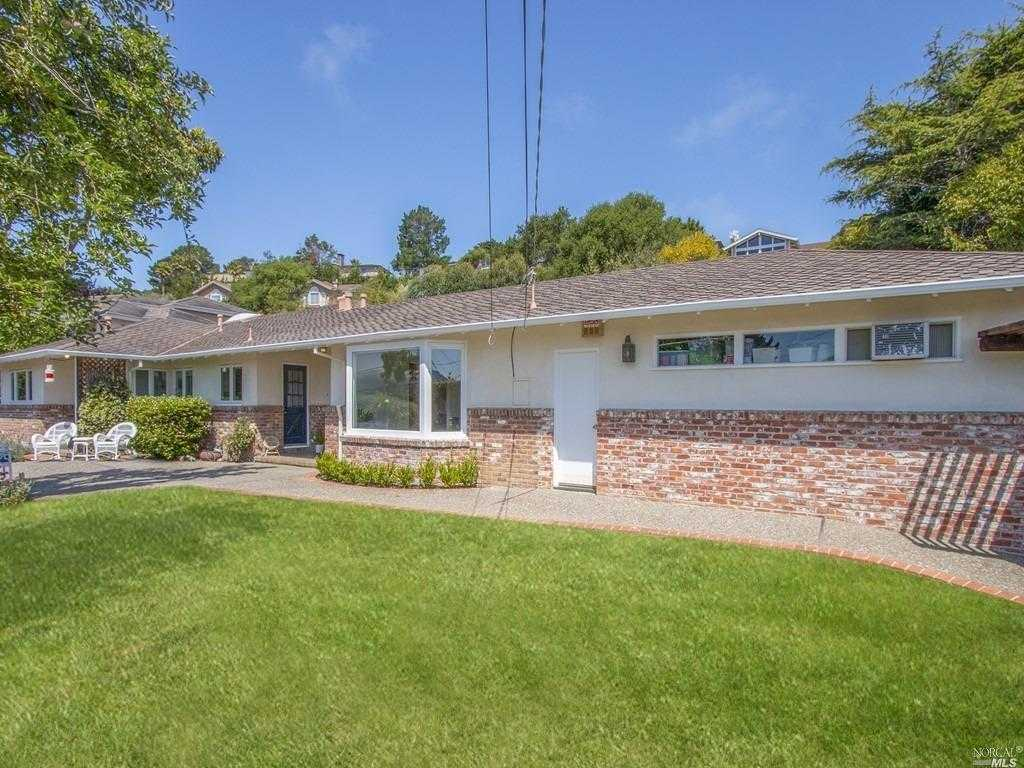 $2,250,000 - 5Br/2Ba -  for Sale in Mill Valley