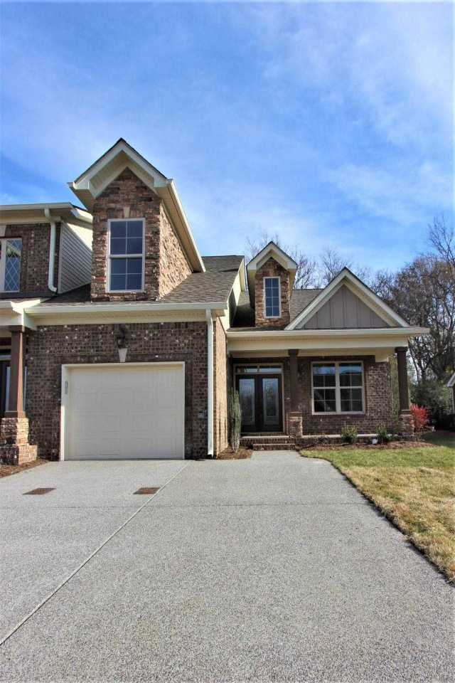$309,900 - 3Br/3Ba -  for Sale in Hermitage Springs Townhome, Old Hickory