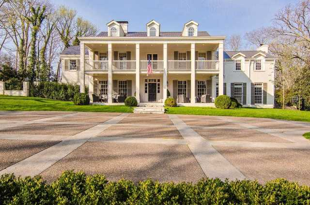 $3,800,000 - 6Br/8Ba -  for Sale in Belle Meade, Nashville