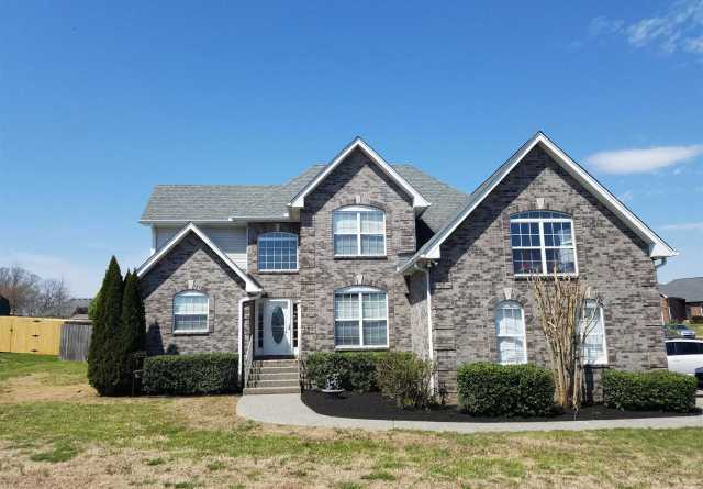 $319,900 - 4Br/3Ba -  for Sale in Bridle Creek Sec 3, White House