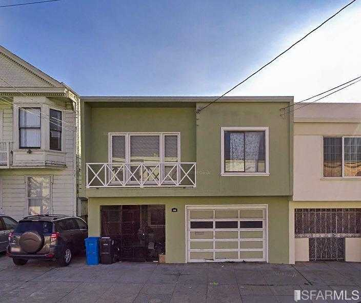 $888,000 - 3Br/2Ba -  for Sale in San Francisco