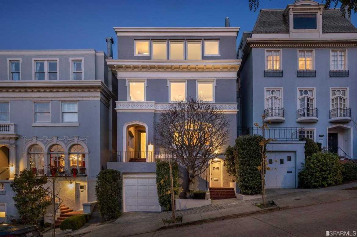 $9,500,000 - 5Br/4Ba -  for Sale in San Francisco