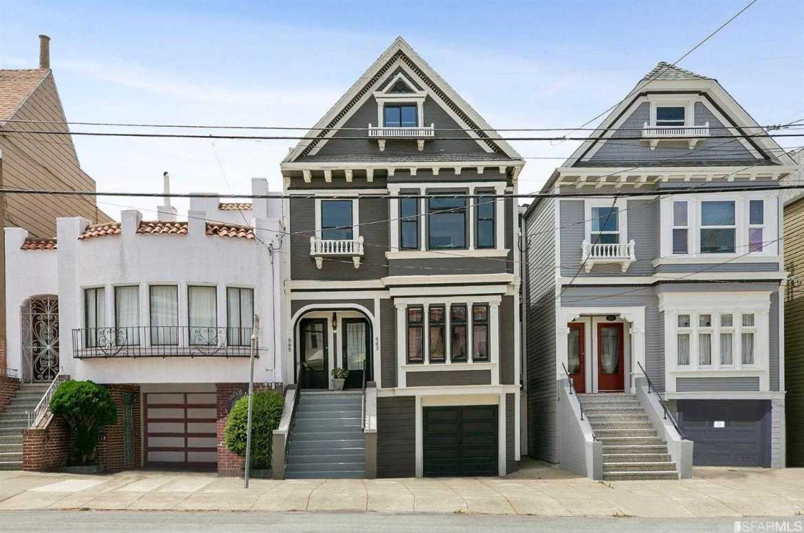 $1,198,000 - 3Br/1Ba -  for Sale in San Francisco