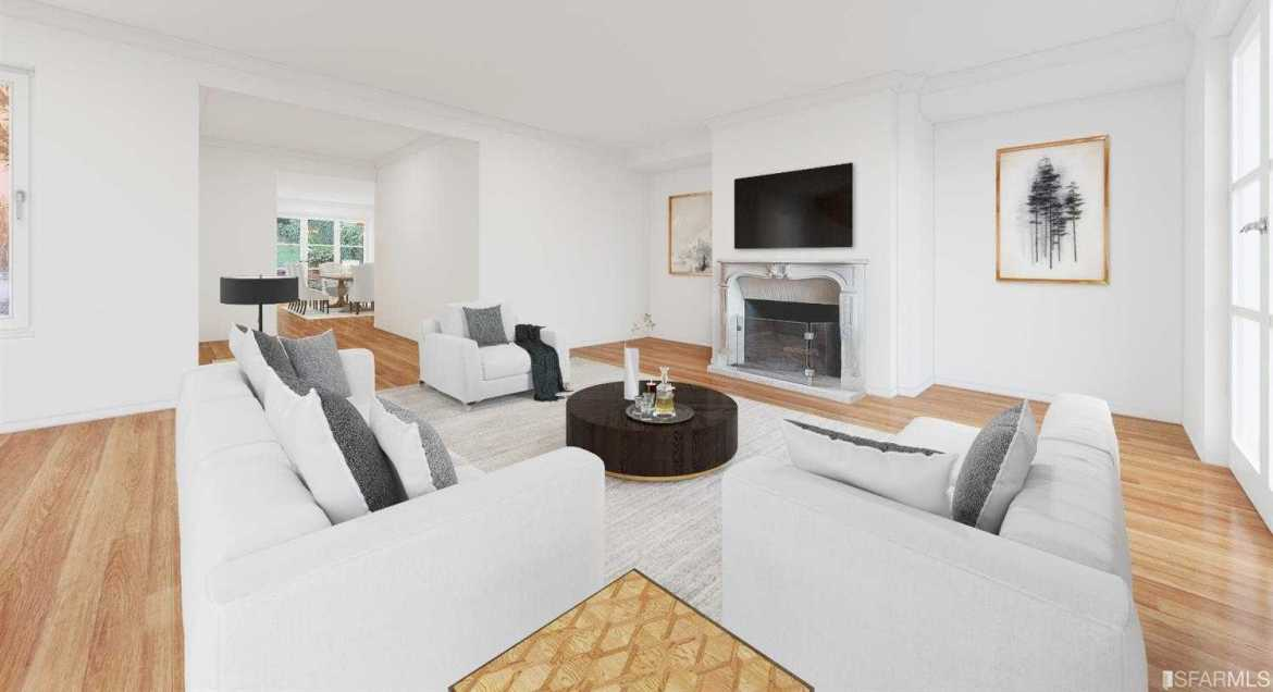 $4,895,000 - 3Br/3Ba -  for Sale in San Francisco