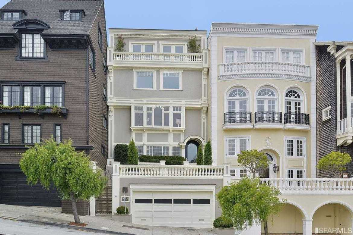 $9,500,000 - 5Br/6Ba -  for Sale in San Francisco