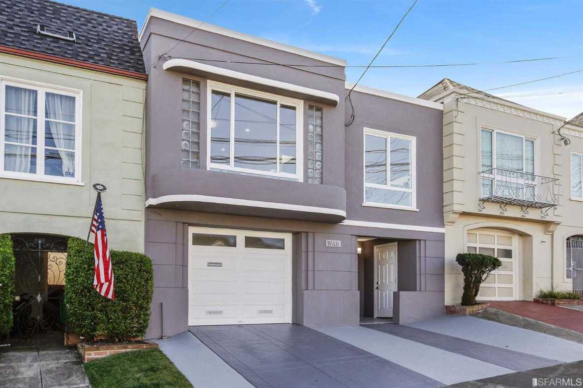 $1,399,950 - 4Br/3Ba -  for Sale in San Francisco