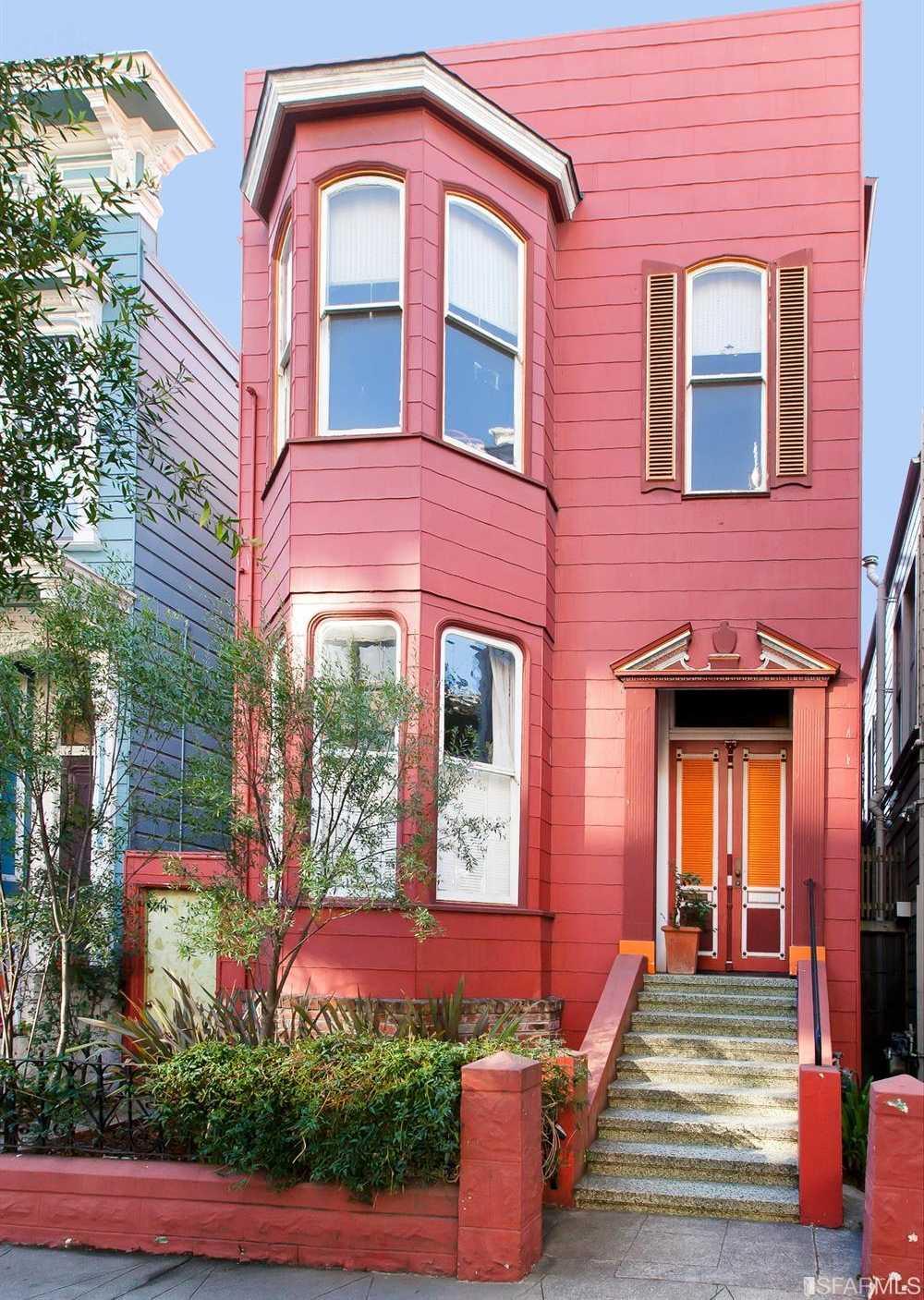 $1,995,000 - 4Br/2Ba -  for Sale in San Francisco