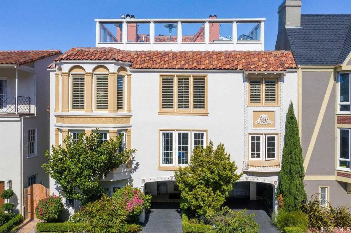 $3,275,000 - 3Br/3Ba -  for Sale in San Francisco