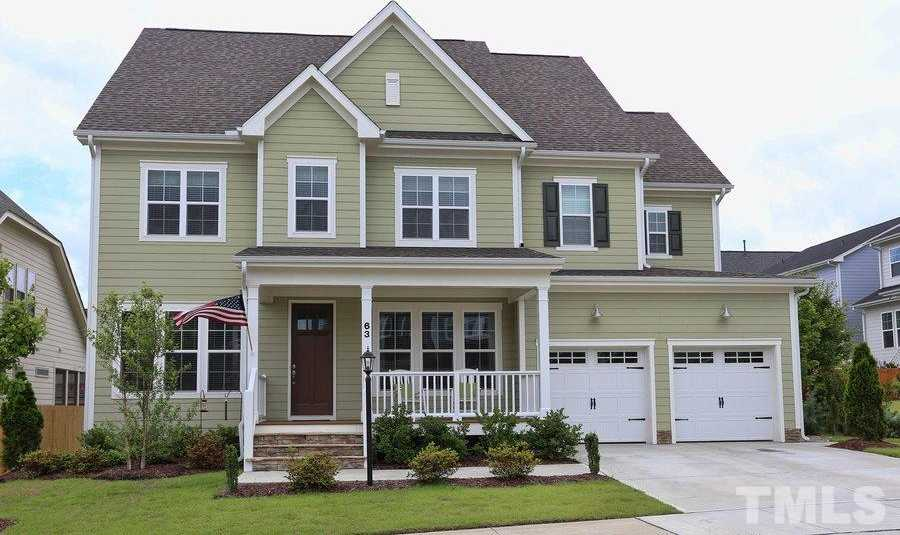 $449,900 - 4Br/3Ba -  for Sale in Briar Chapel, Chapel Hill