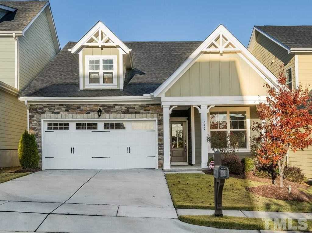 $350,000 - 3Br/3Ba -  for Sale in Briar Chapel, Chapel Hill