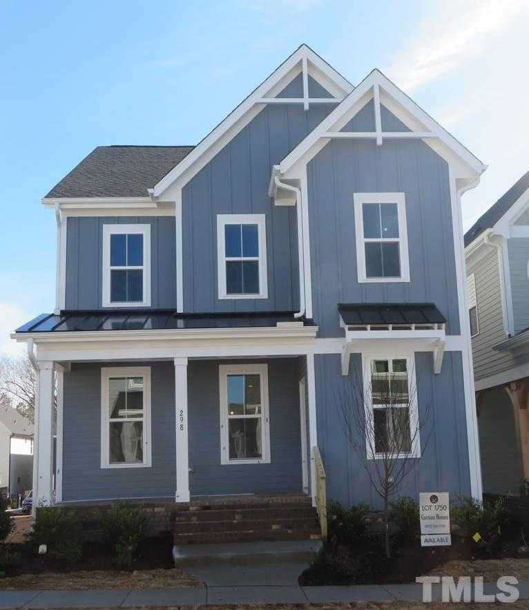 $363,740 - 4Br/3Ba -  for Sale in Briar Chapel, Chapel Hill