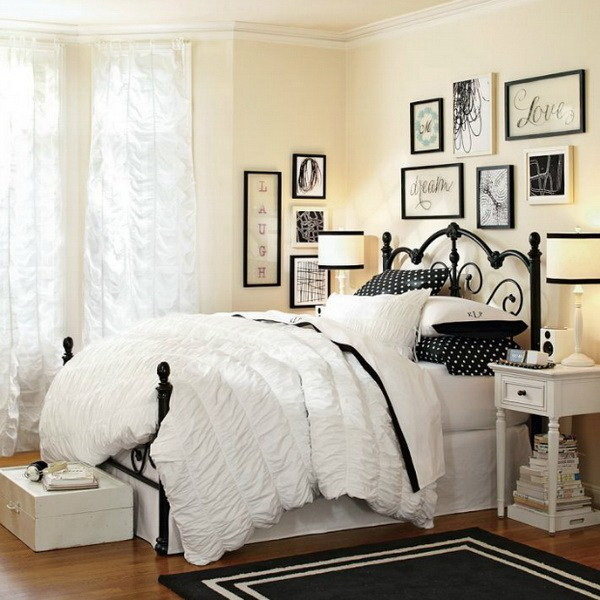 40+ Cool Teenage Girls Bedroom Ideas - Listing More on Bedroom Ideas Teenage Girl  id=52455