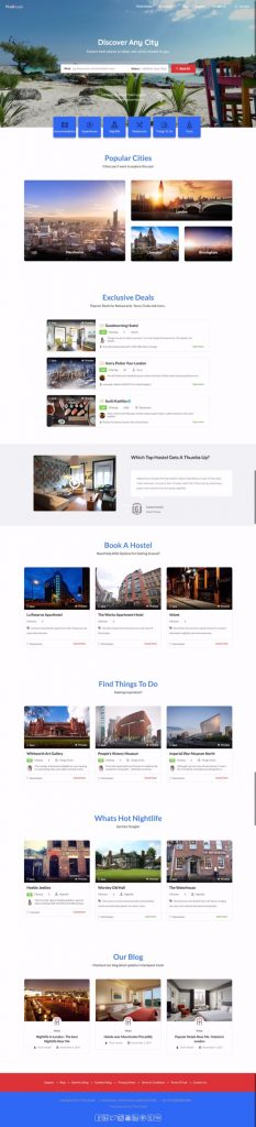 Thinkhostel.com: Directory Of The Month