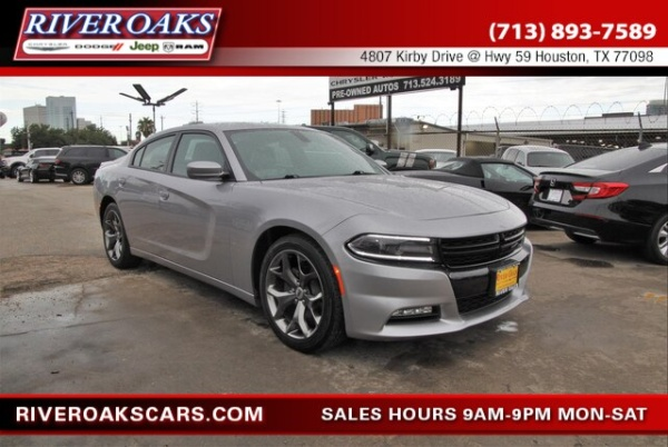 Used 2017 Dodge Charger for Sale in Houston TX US