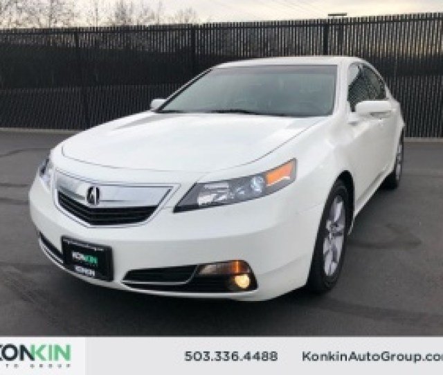 2013 Acura Tl Fwd Automatic For Sale In Portland Or
