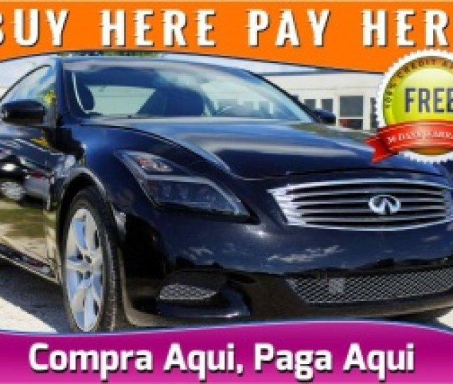 Infiniti G G Sport Coupe Manual For Sale In Cypress Tx