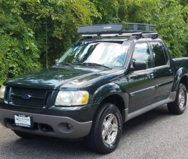 2003 Ford Explorer Sport Trac 4dr Wd Xls Auto