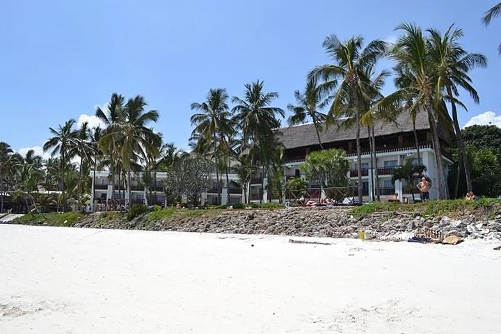 Best Kenya beach resort