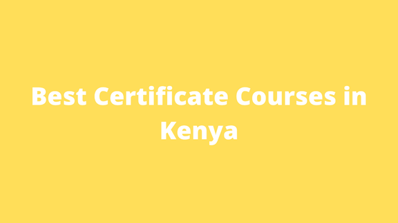 Read more about the article 10 Best Certificate Courses in Kenya