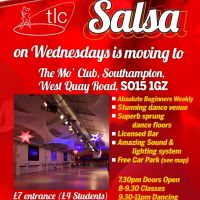 Weekly Salsa Dancing for Beginners at Mo Club