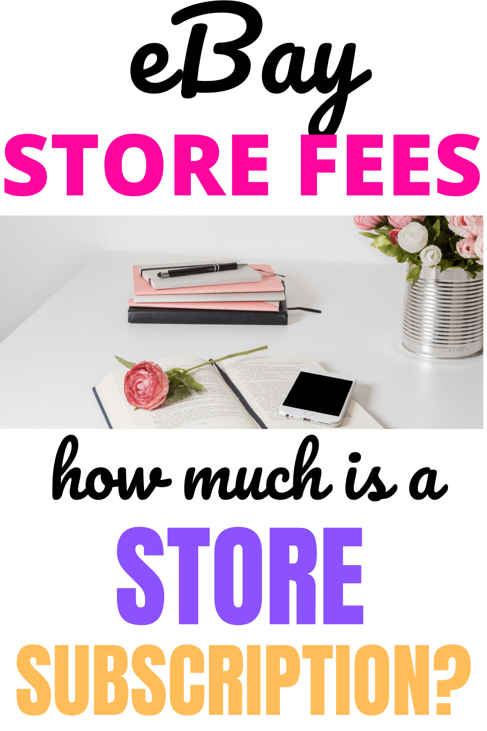 eBay Store Fees: How Much Does A Store Subscription Cost