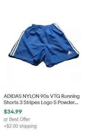 Adidas Shorts 3