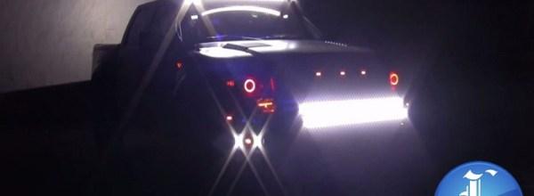 Ya! pueden usarse las luces LED o de alta luminosidad que fueron prohibidas en RD.