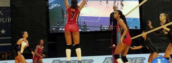 Equipo voleibol femenino RD sigue invicto en torneo norceca sub-18