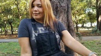Acaba de quitarse la Vida la señora Sandra Vásquez de un disparo en la boca