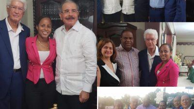 """El senador de la provincia Peravia"""" Wilton Guerrero """" dijo presente en la ceremonia de apertura de los """"XIV JUEGOS NACIONALES DEPORTIVOS 2018"""