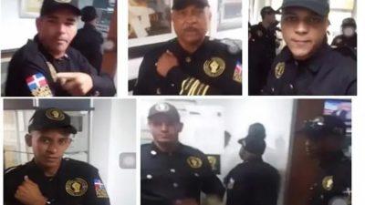 Policía identificará a 'defensores de la Patria'