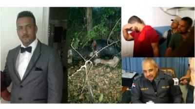 Así encontraron el cuerpo sin vida del taxista de Ubuer, uno de los asesinos ya confesó…
