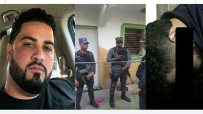 Policía ultima a un tipo que vino de los Estados Unidos y tenía secuestrados a su propia familia diciendo que los ibas a matar a todos! FOTO FUERTE! 😲😲😲😲😲😲.