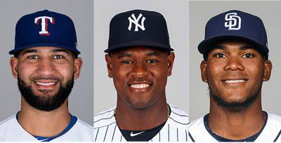 Mazara y Severino encabezan la clase de 2011 de la que el 5,3% ha llegado a MLB