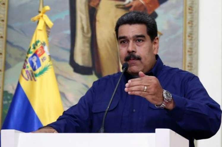 Venezuela denuncia 'probada participación' de EE.UU en sabotaje