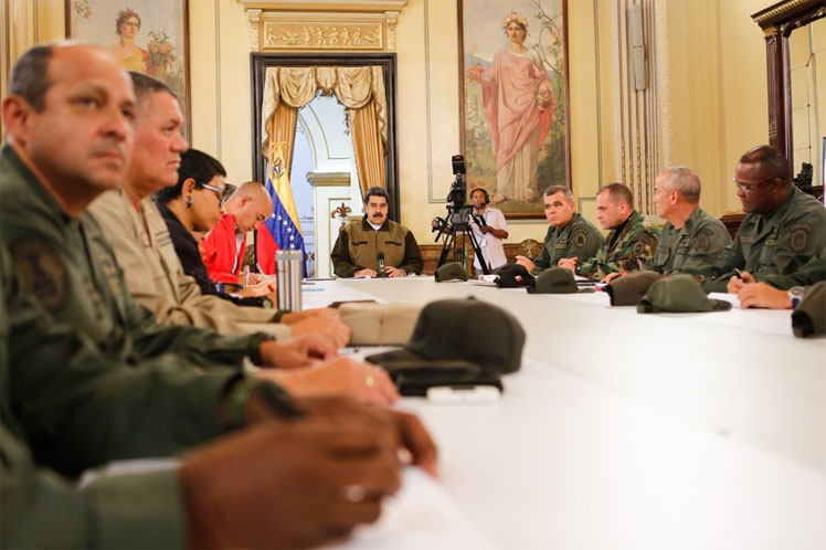 Venezuela desplegará poderío cívico militar en próximos ejercicios
