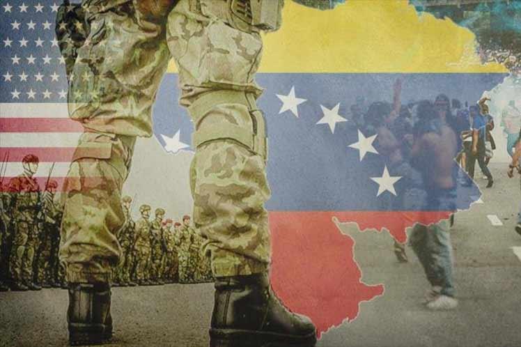 EE.UU. vs Venezuela: la guerra y el mercadeo de la mentira